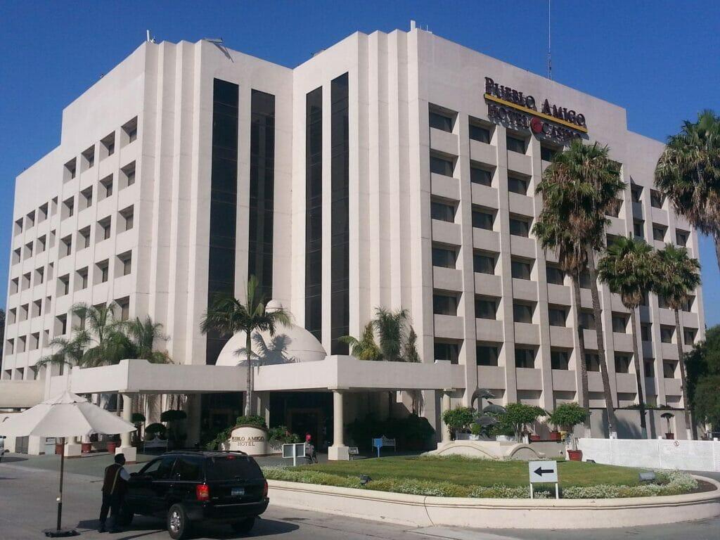 Hotel Pueblo Amigo Plaza y Casino