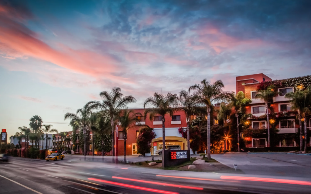 Hotel Gamma Tijuana By Fiesta Inn