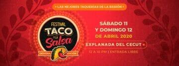 Festival del Taco y la Salsa 2020