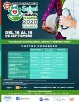 XXIV Congreso Nacional de Salud en el Trabajo de la FeNaSTAC 2020