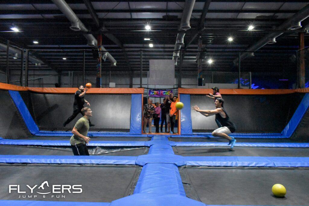 Flyers Jump & Fun