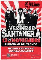 Maldita Vecindad y Sonora Santanera en Tijuana 2021